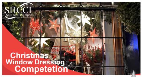Christmas Window Dressing Competition